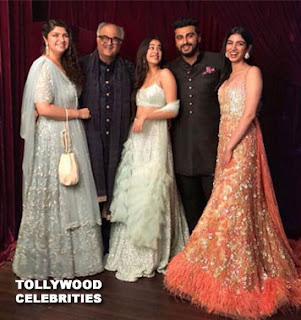 Boney Kapoor Daughters and Son