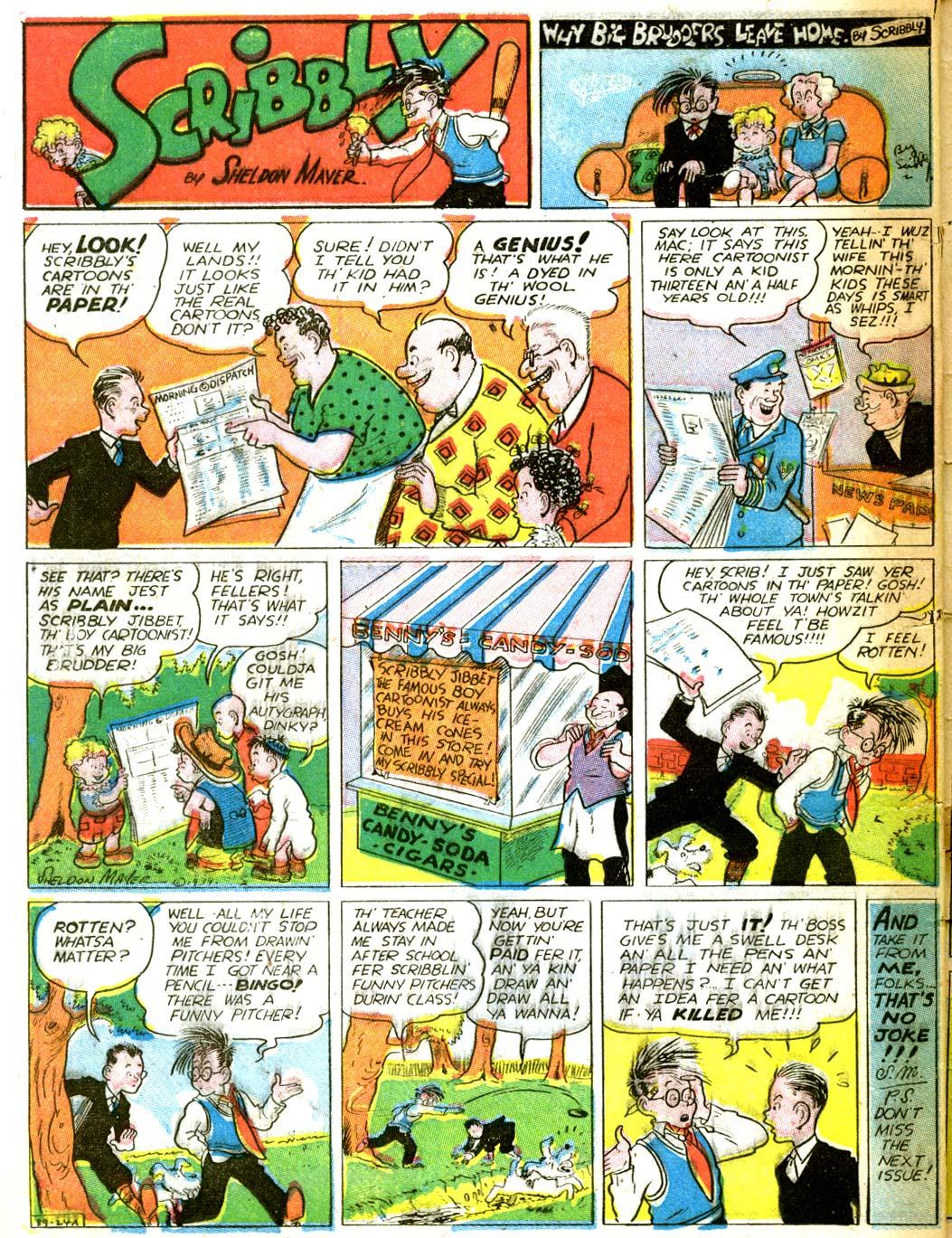 Read online All-American Comics (1939) comic -  Issue #6 - 62