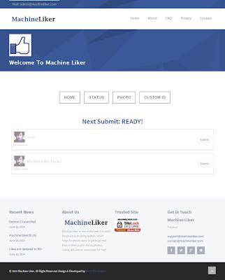 memiliki banyak koneksi maupun penggemar yang banyak sehingga si ts populer dengan stat Trik Mendapatkan 100 like status Facebook otomatis