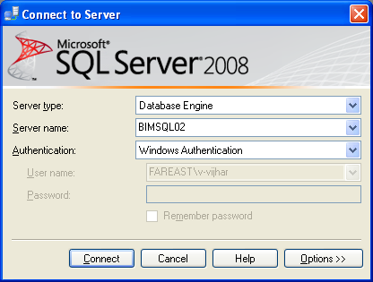 SQLCircuit: SQL Server: How to create a linked server pointing to a