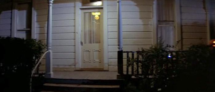 Cartoon And Horror On Location Halloween Myers House