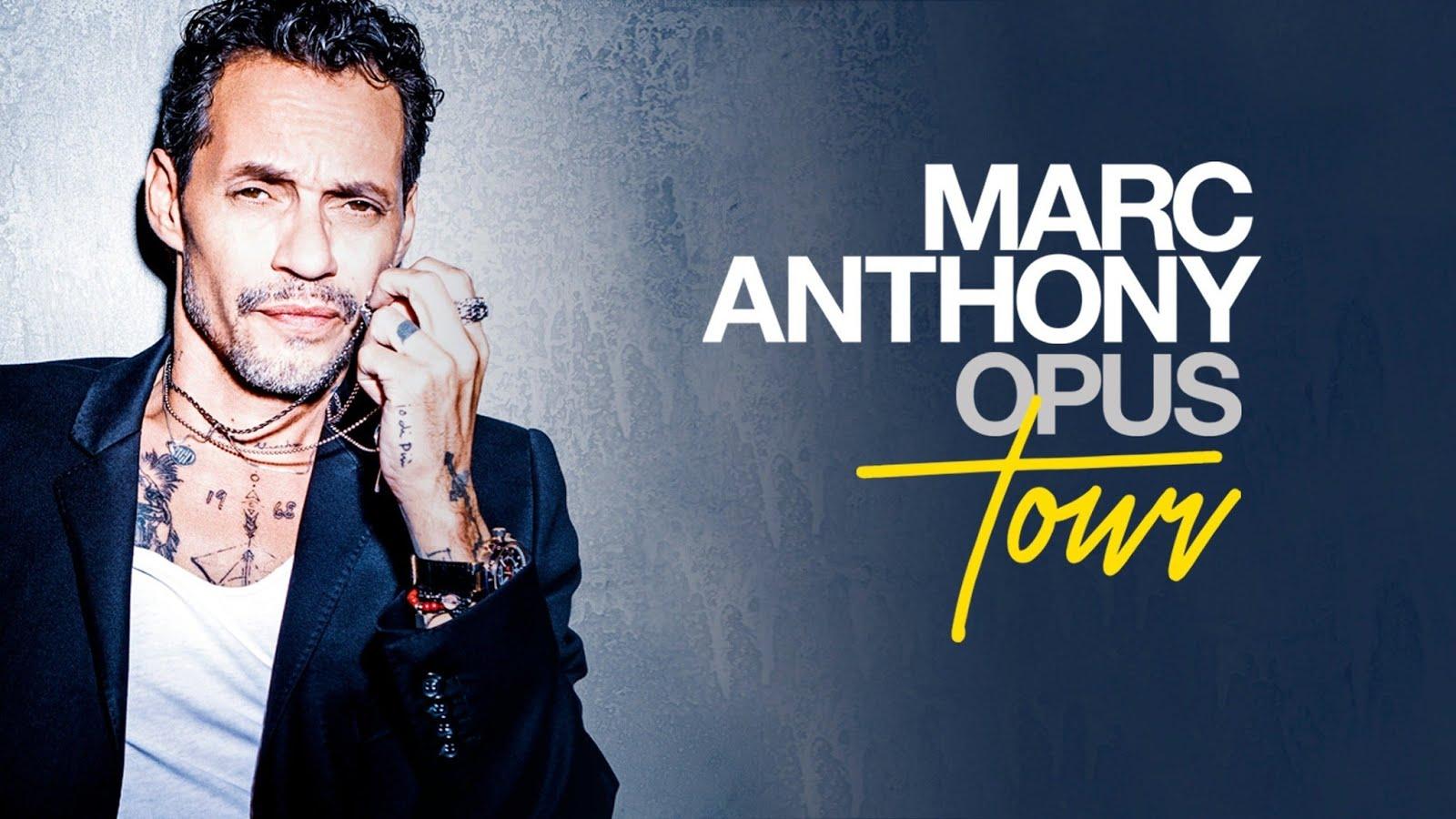 Marc Anthony Tour por Mexico