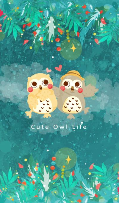Cute Owl Life