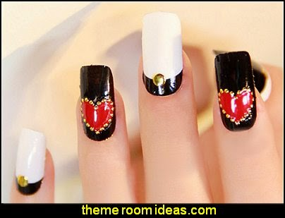 nail stickers- nail decals - nail decorations