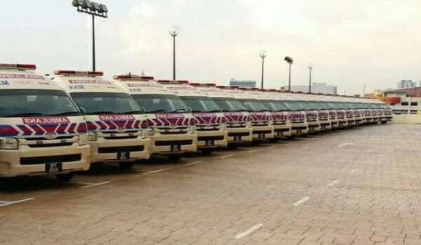 Kenyataan KKM: Harga 500 Buah Ambulans RM225.2 Juta - RM389Juta Bagi Perolehan 925 Buah Sejak 2010