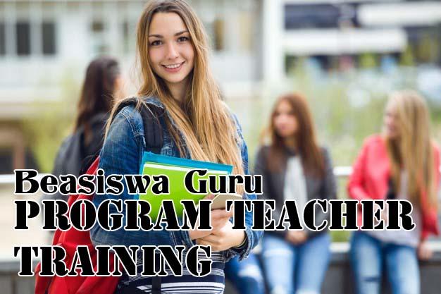 Beasiswa Program Teacher Training 2020