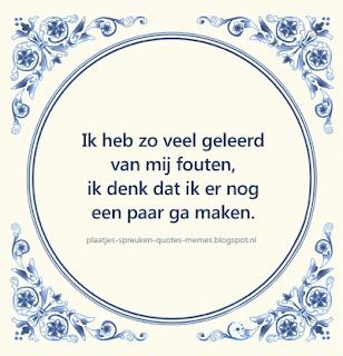spreuken in het nederlands