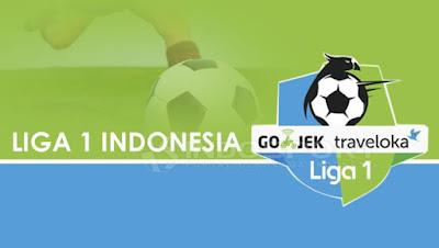 Jadwal Liga 1 Gojek Traveloka Lengkap dan Terbaru