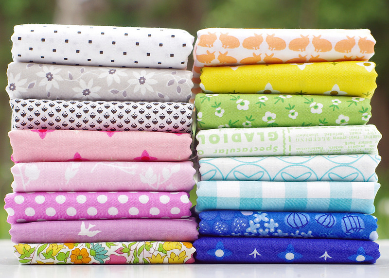 RPQ Blogger Bundle for Pink Castle Fabrics