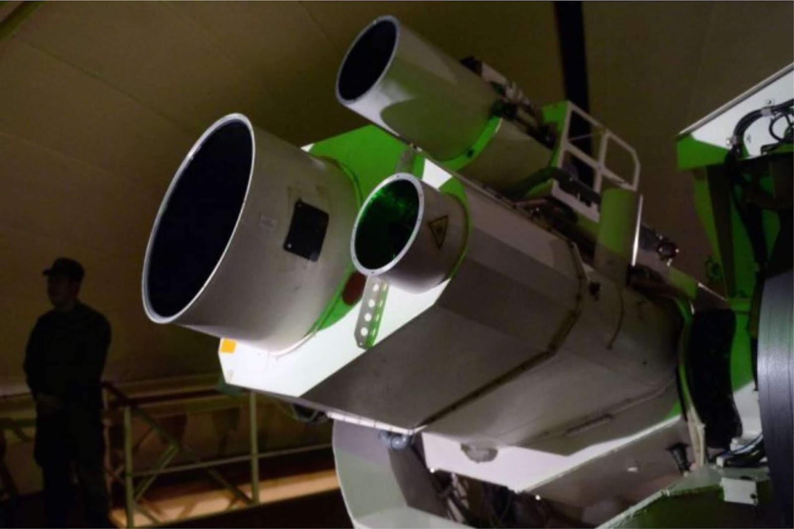 Beijing bisa menyebarkan senjata laser baru di Tibet dan Laut Cina Selatan