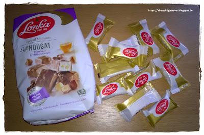 Soft Nougat Haselnuss und Milchschokolade