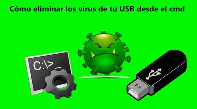 Cómo remover los virus de una memoria USB