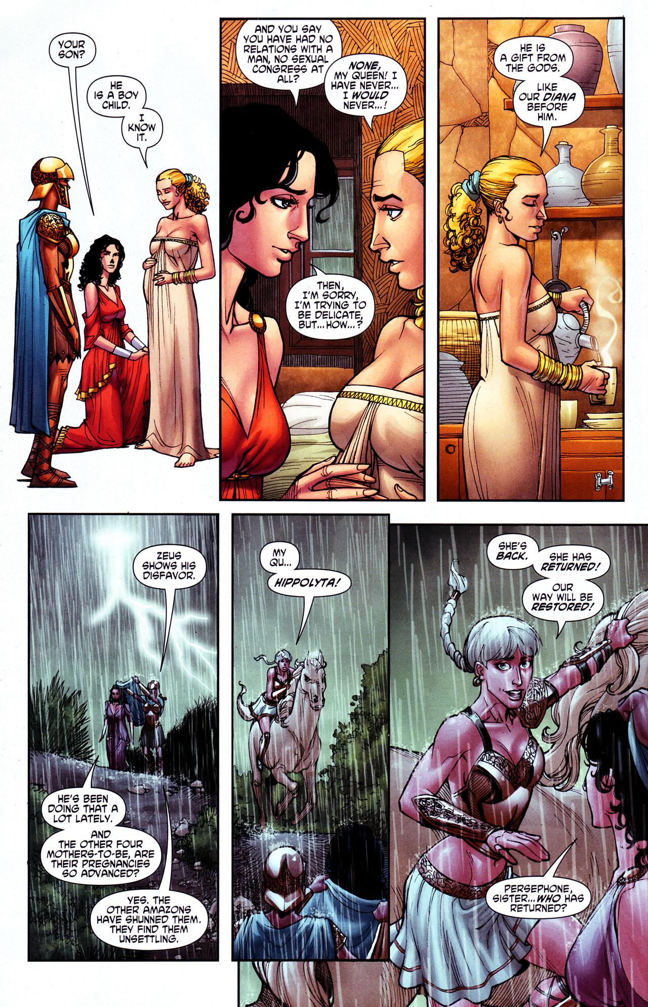 Read online Wonder Woman (2006) comic -  Issue #37 - 8
