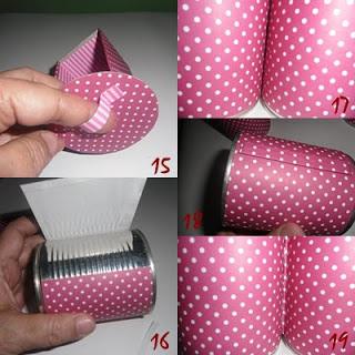 kerajinan tangan dari kertas kado yang mudah