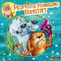 """Heute ein Buch! In der Welt der Phantasie unterwegs mit """"Professor Plumbums Bleistift"""" (+ Verlosung). Auch mit dem Hörbuch haben die Kinder Spaß!"""