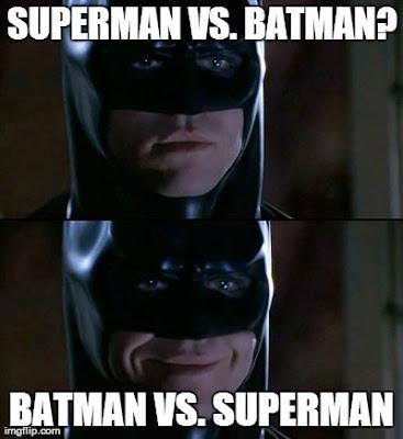 batman vs superman memes