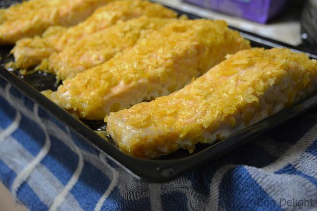 דג סלמון עסיסי מהתנור juicy baked salmon