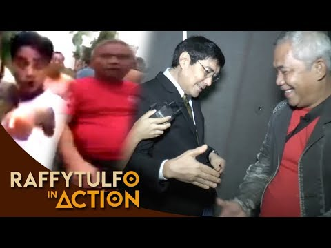 TRICYCLE DRIVER NA UMAWAT SA PAG-AAMOK NG LALAKI SA VIRAL VIDEO, PINASALAMATAN NI IDOL RAFFY! | Raffy Tulfo in Action
