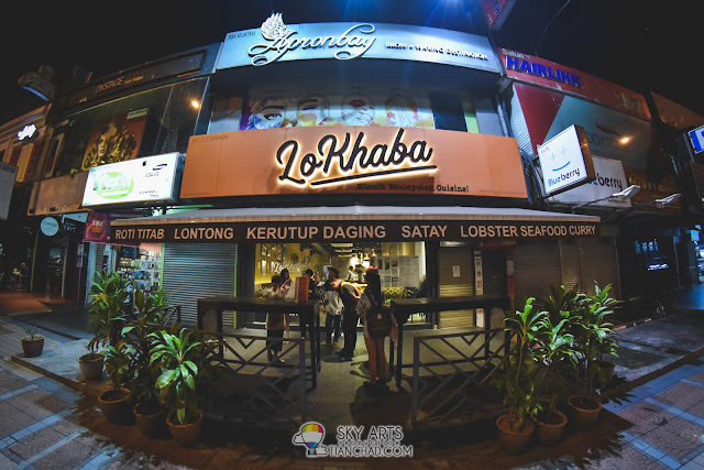 LoKhaba Bangsar Location and operating hour