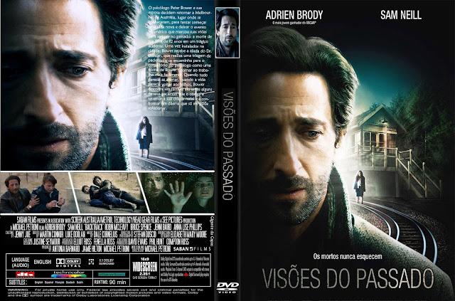 Capa DVD Visões Do Passado