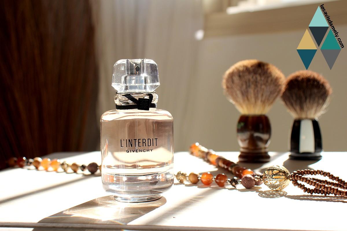 revue beauté Givenchy fragrance et parfum