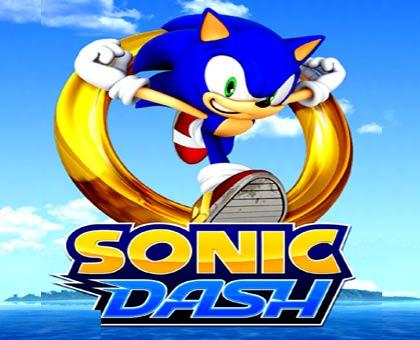لعبة سونيك داش Sonic Dash