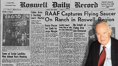 John Keel was Right - Another New Roswell Witness