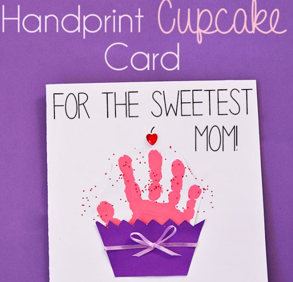 Sweet Mothers Day Handmade Cards 2017