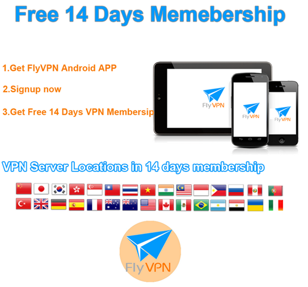The Best Asia VPN in the World: Free Android VPN promotion