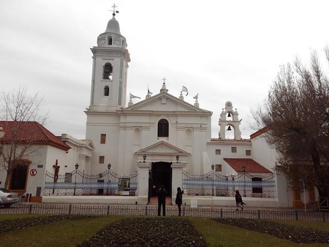 Basílica de Nuestra Señora del Pilar, Barrio Recoleta, Buenos Aires