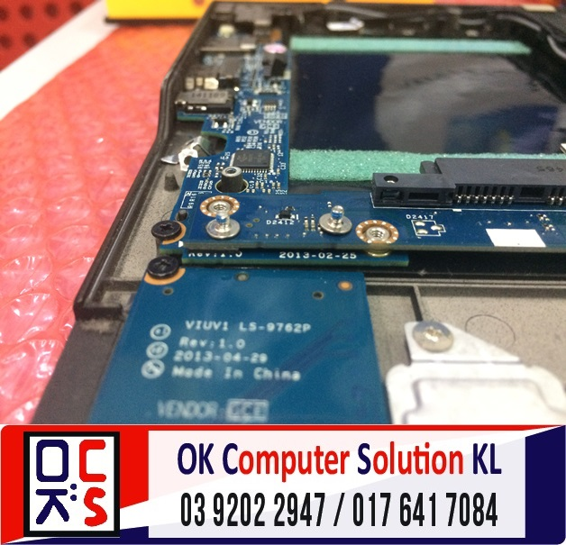 [SOLVED] LENOVO S440 TAK BOLEH ON | REPAIR LAPTOP CHERAS 9