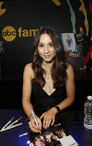 PLL actress Troian Bellisario not a Taylor Swift fan