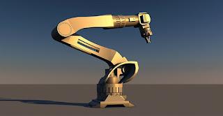 Auswirkungen der Digitalisierung auf die Produktion.