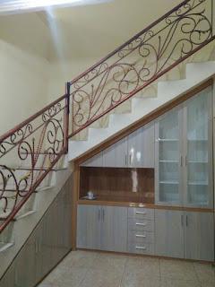 Cabinet bawah tangga