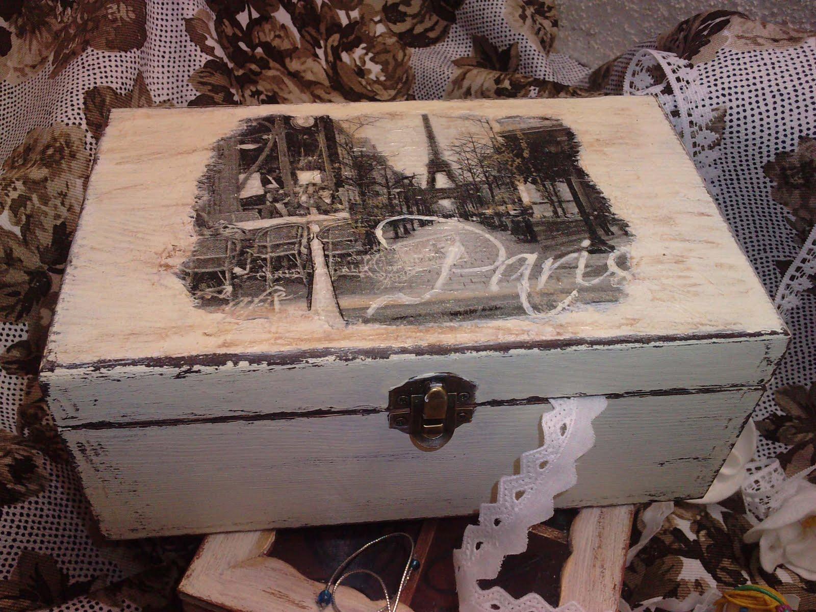 Artesania mydina cajas de madera decoradas en diferentes - Cajas de decoracion ...