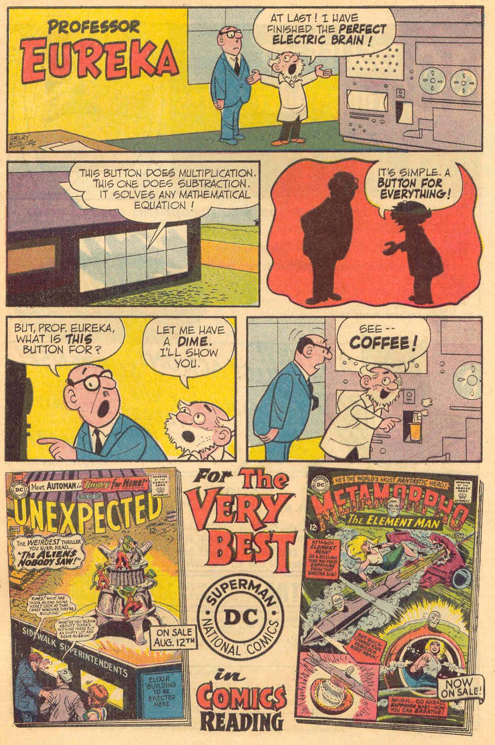 Strange Adventures (1950) issue 180 - Page 33