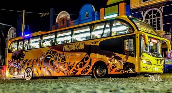 Harga Tiket Bus Primadona Jurusan Makassar – Toraja