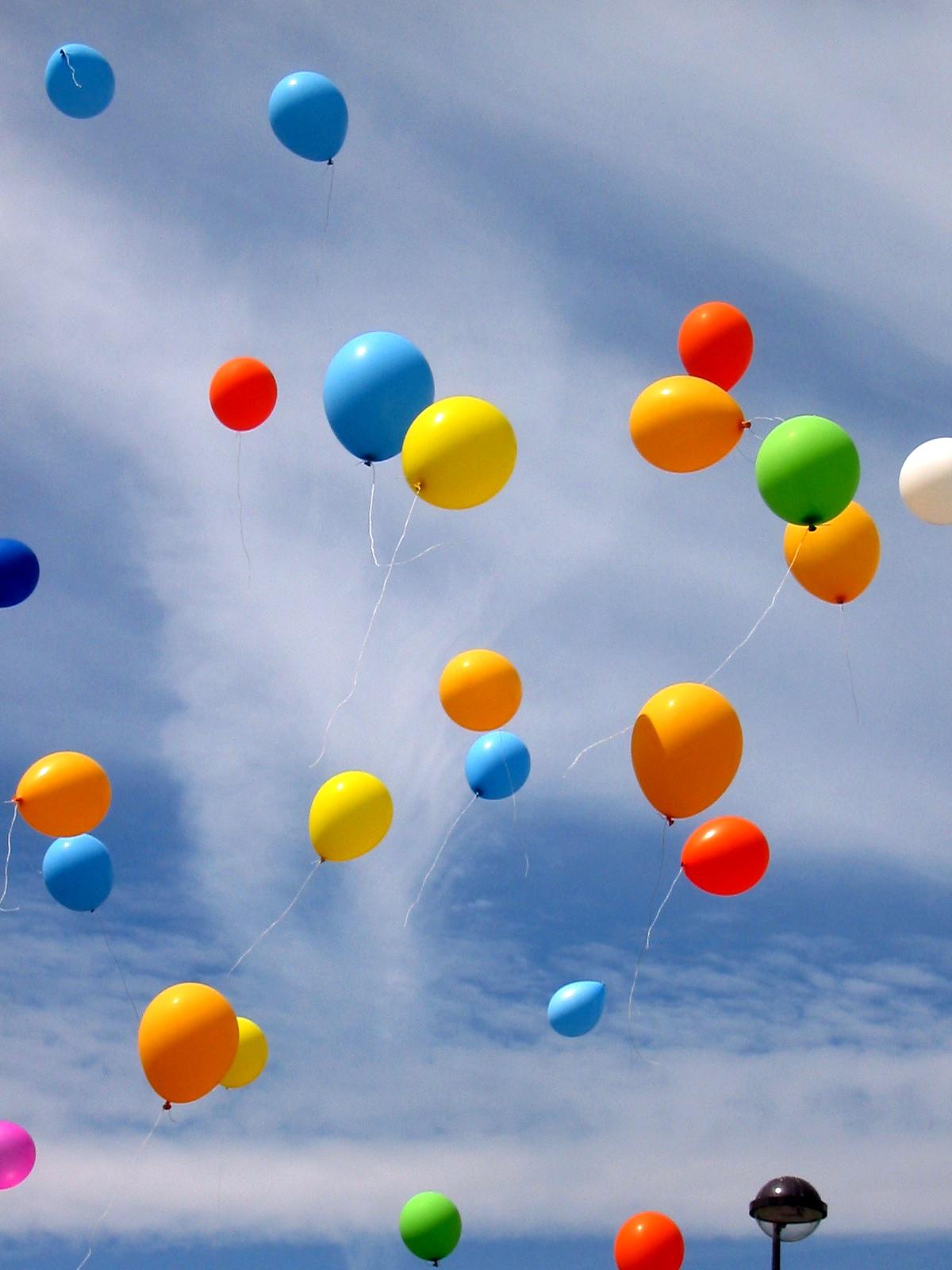 C mo le explico por qu algunos globos suben y otros caen - Como conseguir globos de helio ...