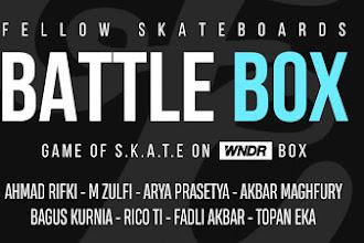 BATTLE BOX SEMI FINAL : BAGUS VS TOPAN