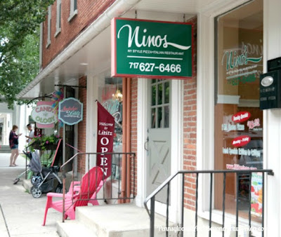 Nino's Pizza and Italian Restaurant - Lititz Pennsylvania