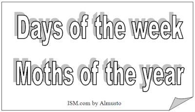 Pada posting sebelumnya penulis sudah post ihwal  Soal Latihan Days and months Bahasa Inggris