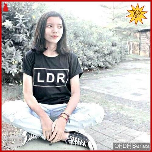OFDF207 Atasan Kaos Tshirt Ldr Tumbler Tee BMGShop
