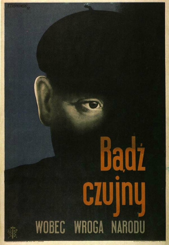 Vintage Socialist Posters In Poland 1950s Vintage Everyday