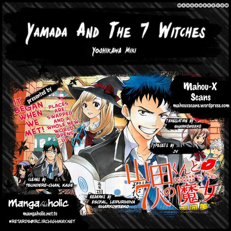 Yamada-kun to 7-nin no Majo 33