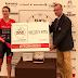 Vittoria Bussi bate el Récord de la Hora femenino