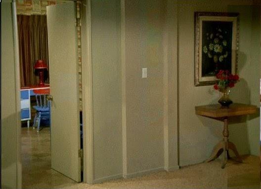 The Brady Bunch Blog Upstairs Hallway at the Bradys