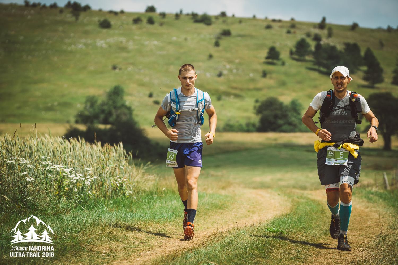 upoznavanje pojedinačnih trkača
