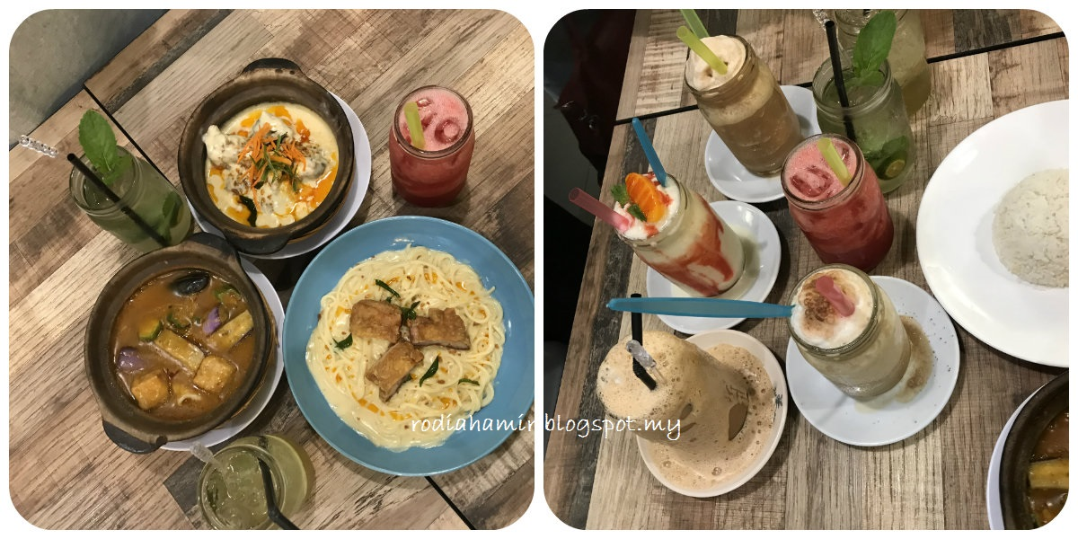 food blogger makan