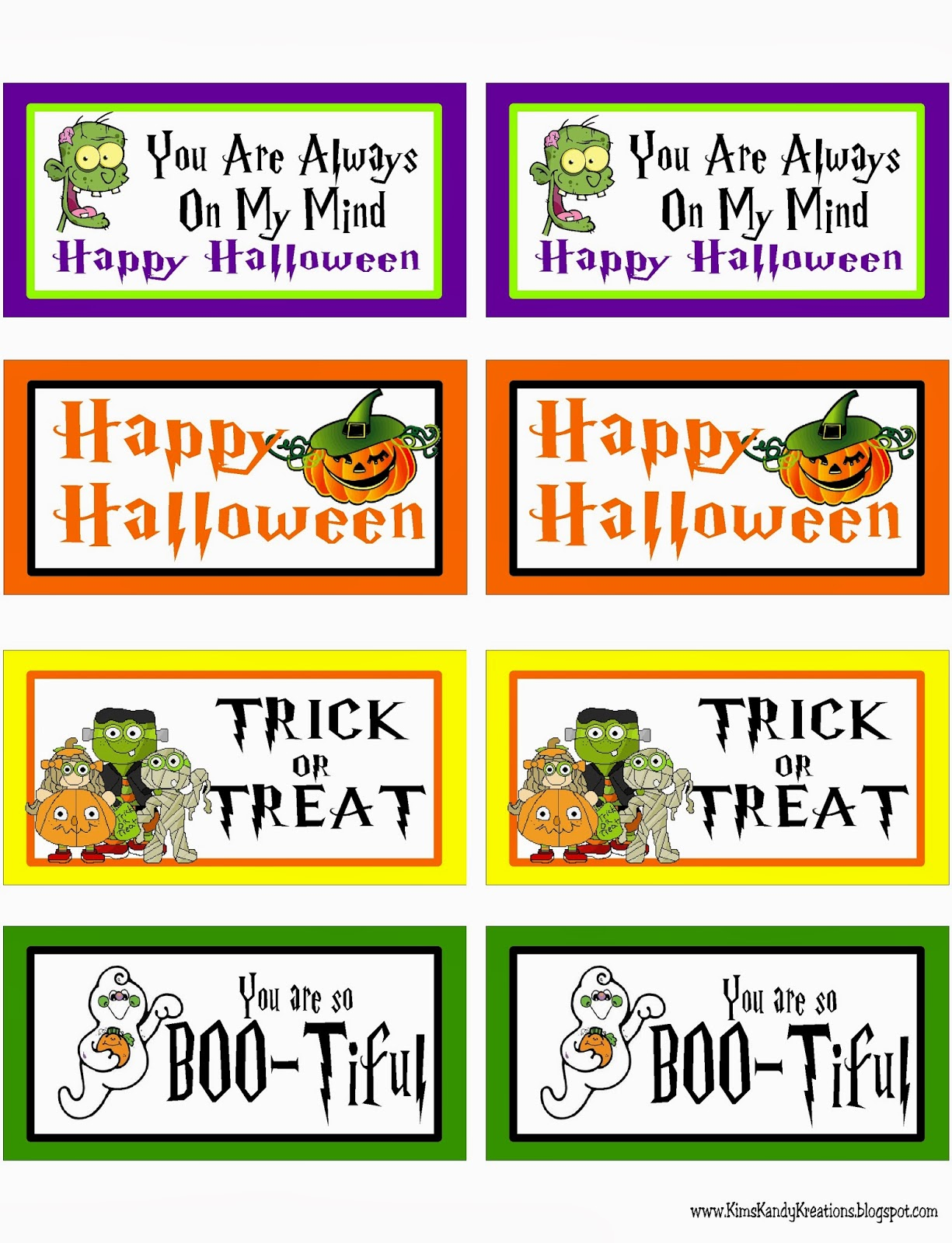 picture regarding Printable Halloween Tag identified as Do it yourself Bash Mother: Bleeding Thoughts Cake Balls and Halloween Tag