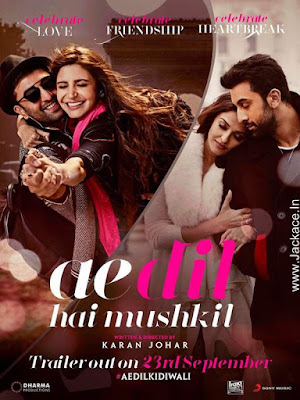 Ae Dil Hai Mushkil Budget & Day Wise Box Office Collection